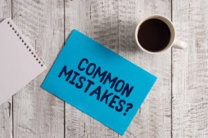 common retirement mistakes