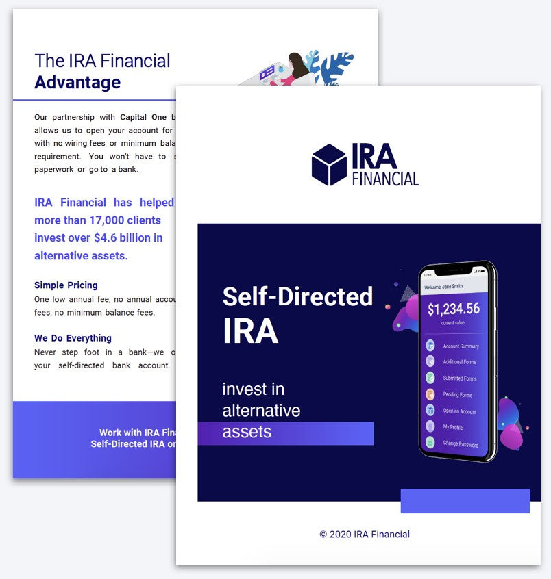 Self Directed IRA Info Kit