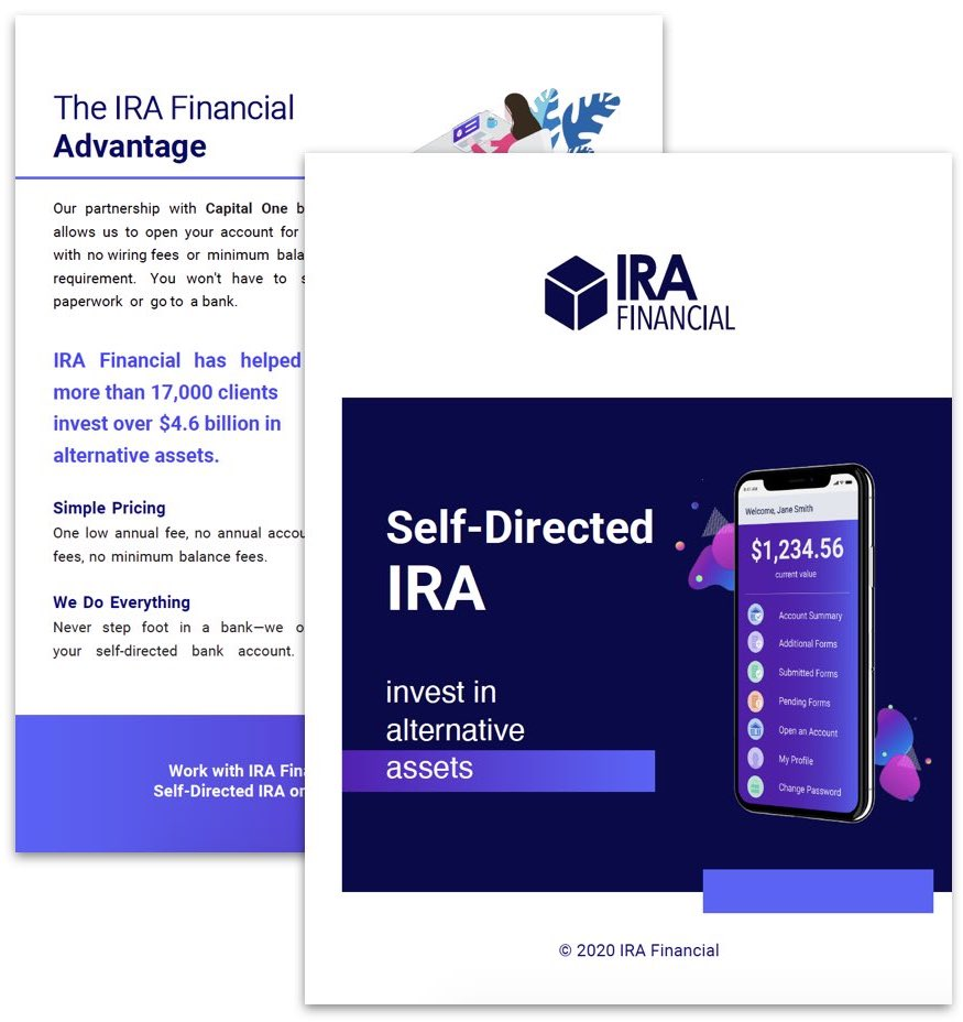 Self-Directed IRA Info Kit Cover